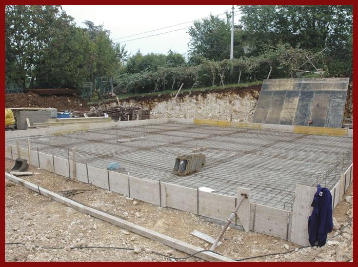 Legnolego fondazioni xlam for Case in legno senza fondamenta
