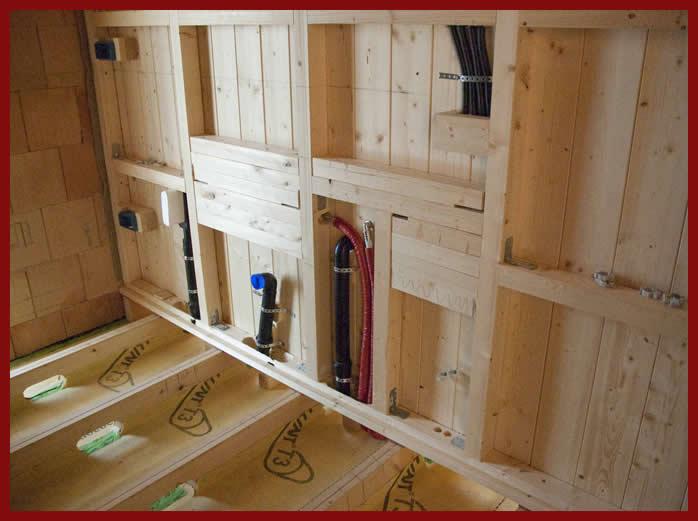 Pareti interne idee pareti interne casa cucina with for Design pareti interne